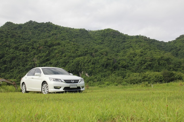 All New Honda Accord 2.0 EL NAVI
